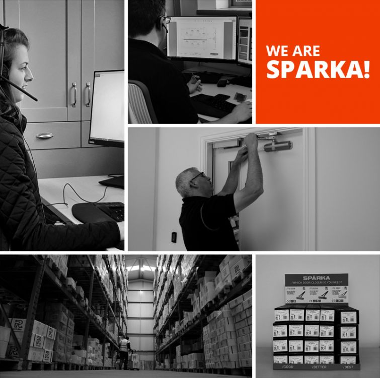 We are Sparka
